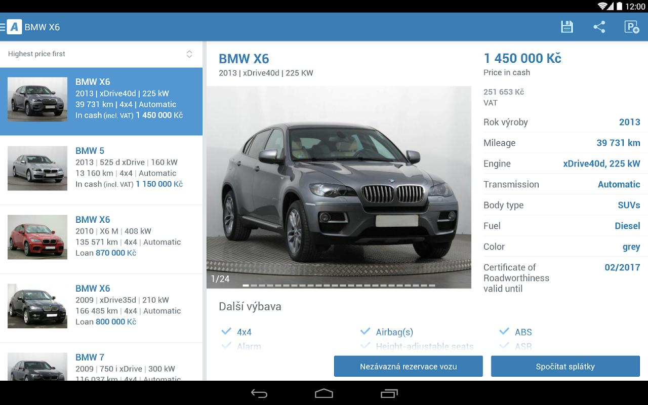 Screenshot AAA AUTO APK