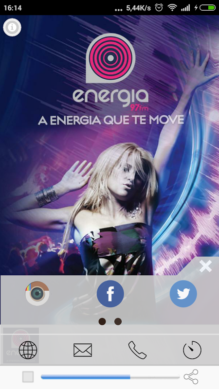 Energia 97 FM The App Store android Code Lads