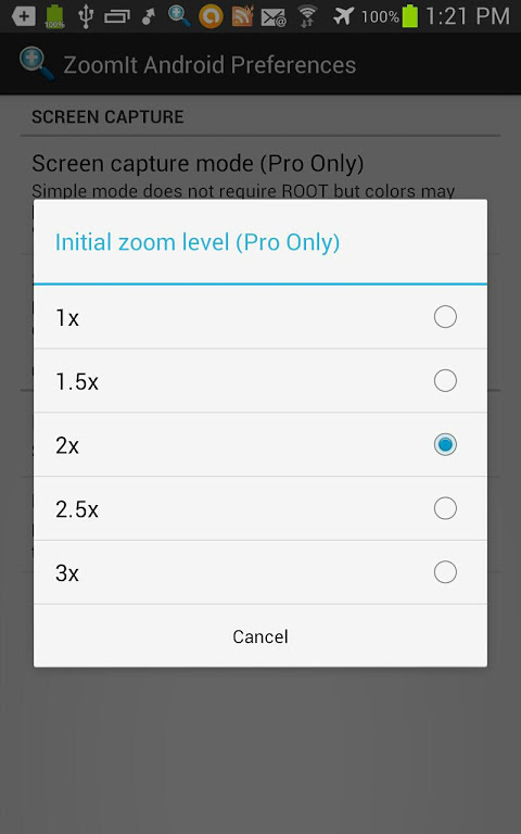 Screenshot ZoomIt Android APK