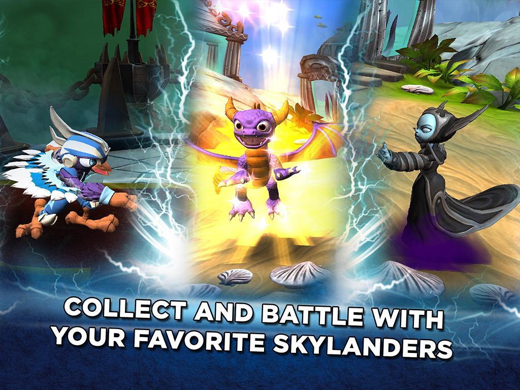 Skylanders Battlecast The App Store