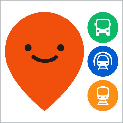 Moovit: Bus, Rail, Timetables, Maps