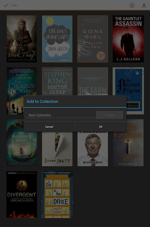 Screenshot Kindle APK