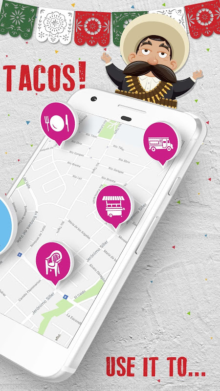 Taco Guru: Find Tacos Anywhere The App Store android Code Lads
