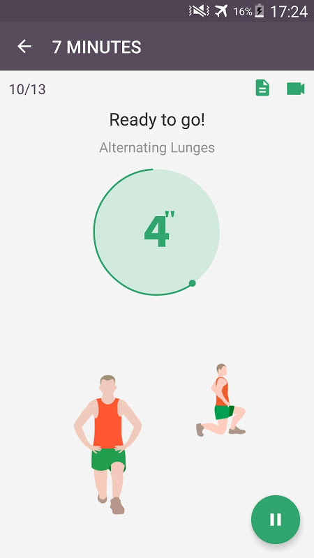 Home Workout - No Equipment & Meal Planner The App Store android Code Lads