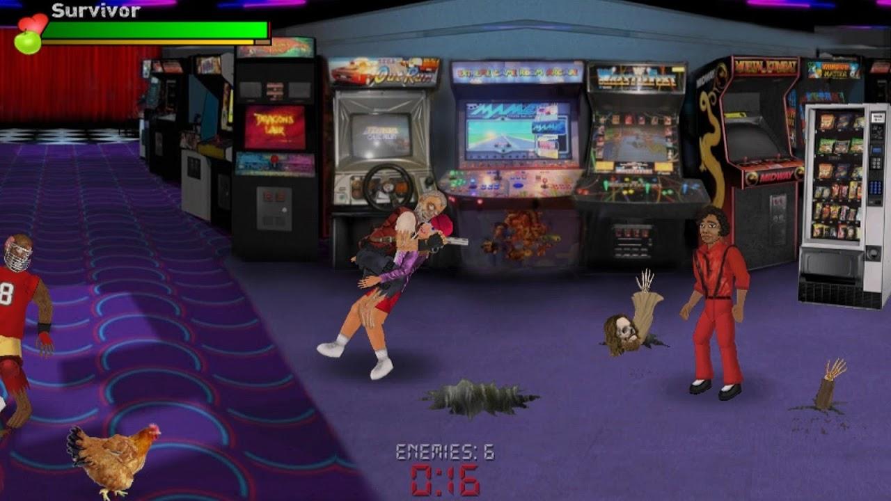 Screenshot Extra Lives (Zombie Survival Sim) APK