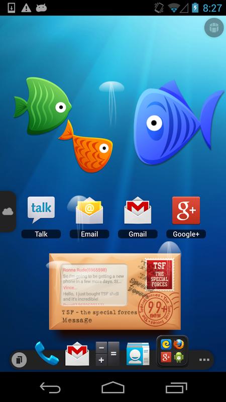 TSF Shell Pendant - Fish The App Store