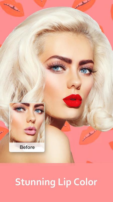 Screenshot Z Camera - Photo Editor, Beauty Selfie, Collage APK