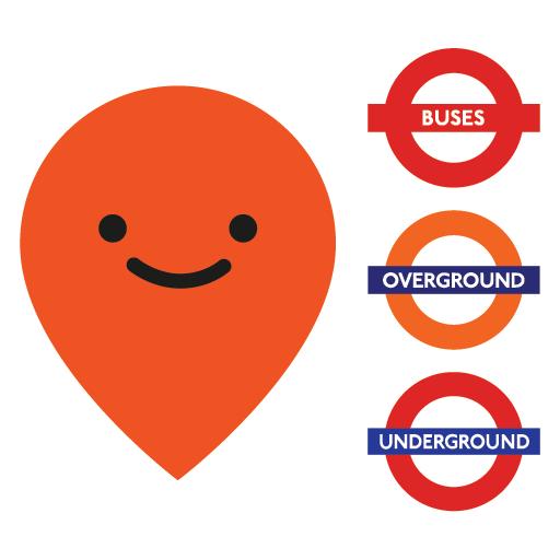 Moovit: Bus, Rail, Tube, Maps
