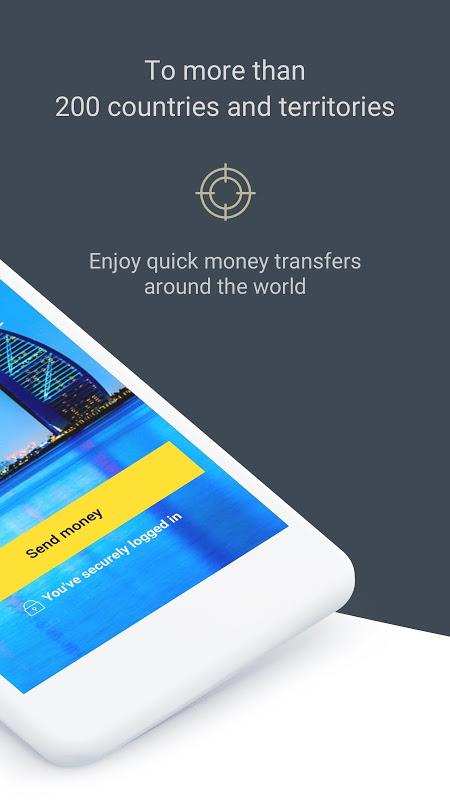 Screenshot Western Union AE – Send money transfer Quickly APK