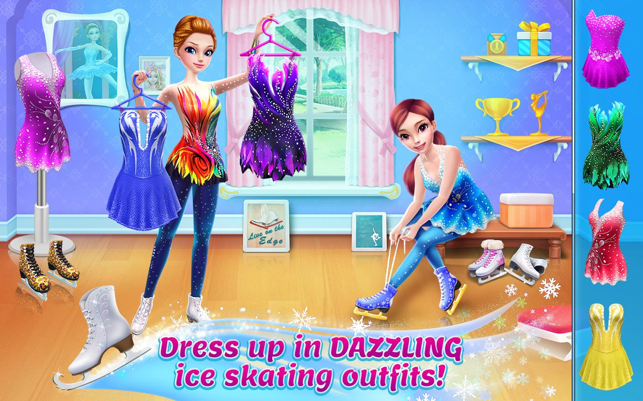Ice Skating Ballerina - Dance Challenge Arena The App Store android Code Lads