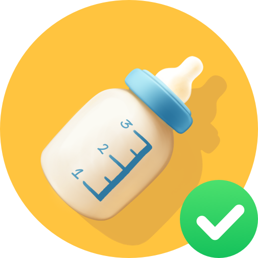 Newborn Baby Breastfeeding Tracker. Baby care 👶