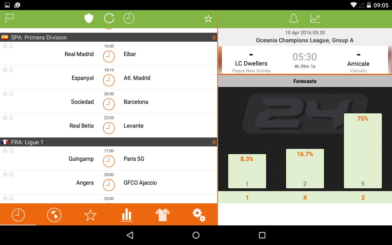 Futbol24 The App Store