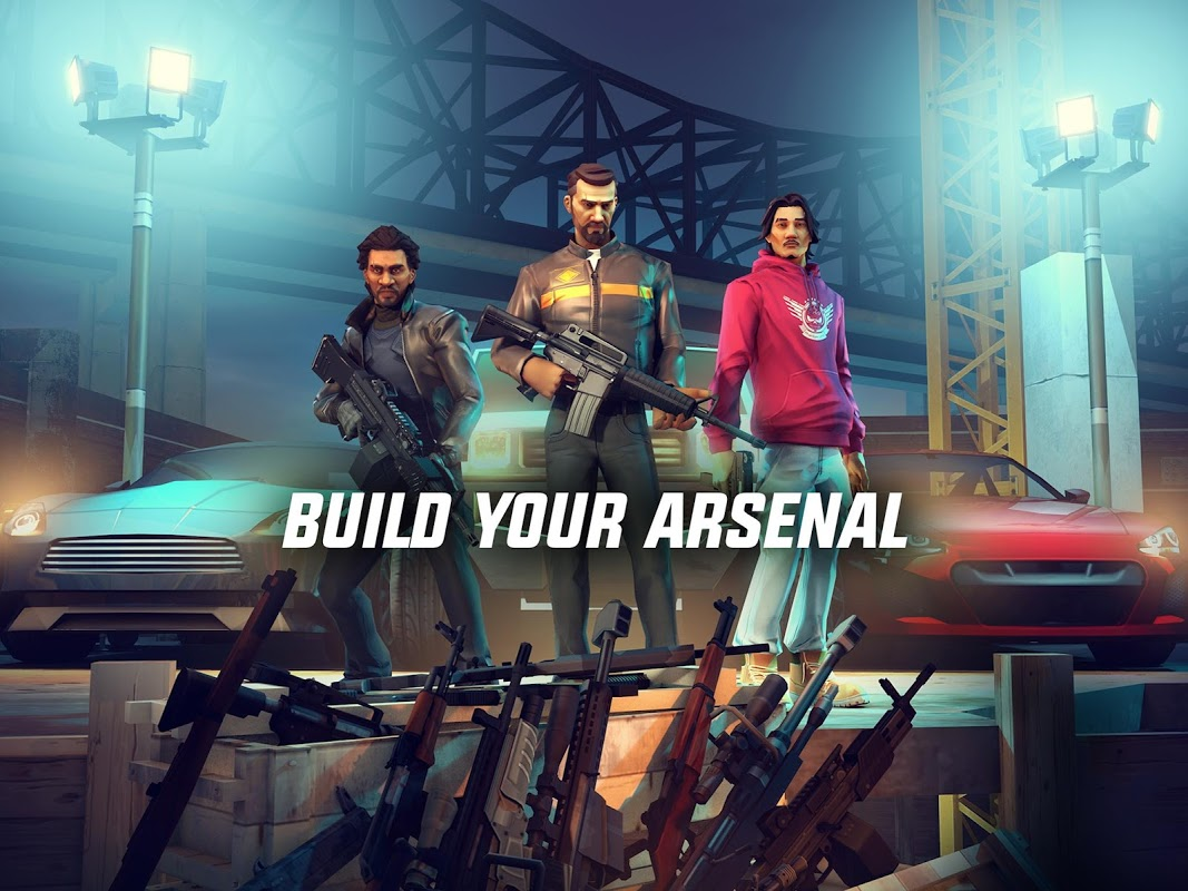 Gangstar New Orleans OpenWorld The App Store android Code Lads