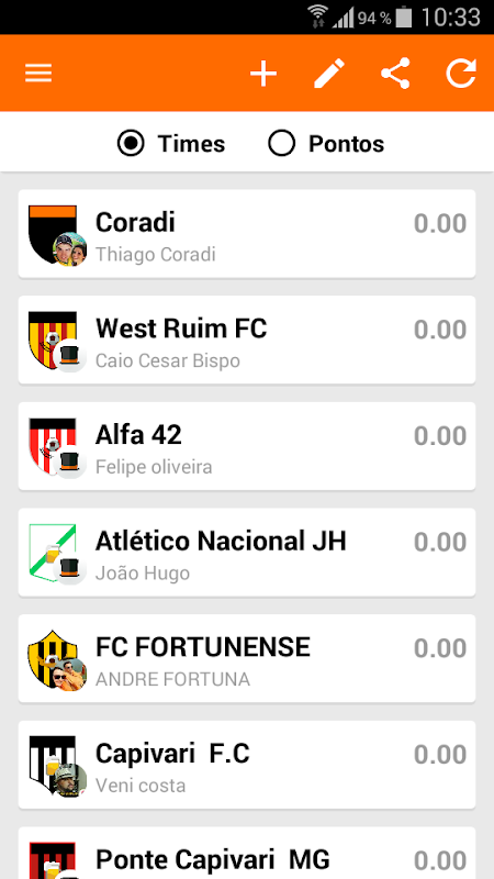 Cartoleiro Premier The App Store android Code Lads