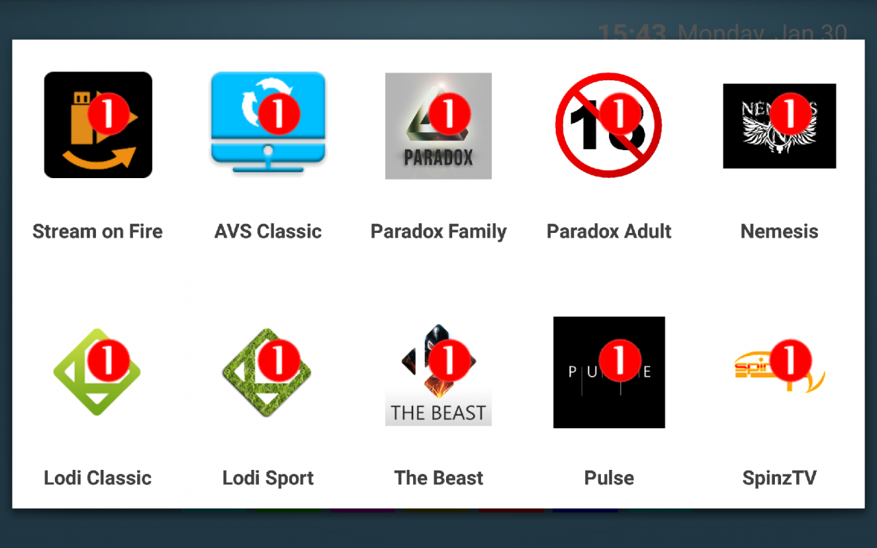 Screenshot Appy - Streaming and Gaming on Android APK
