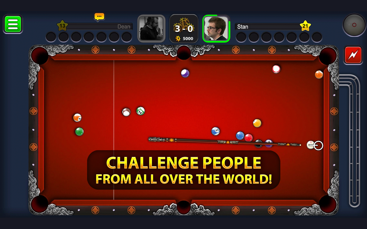 8 Ball Pool The App Store android Code Lads