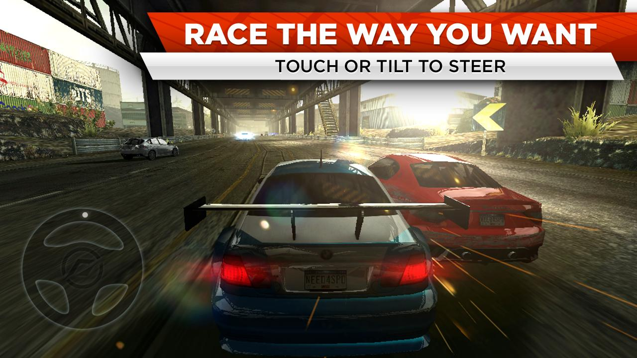 Screenshot Need for Speed™ Most Wanted APK