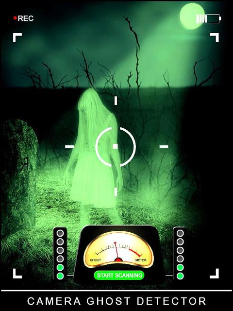 Screenshot Camera Ghost Detector Prank APK
