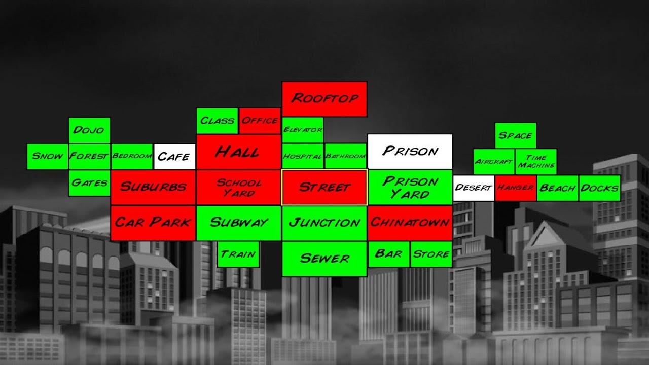Screenshot Super City (Superhero Sim) APK