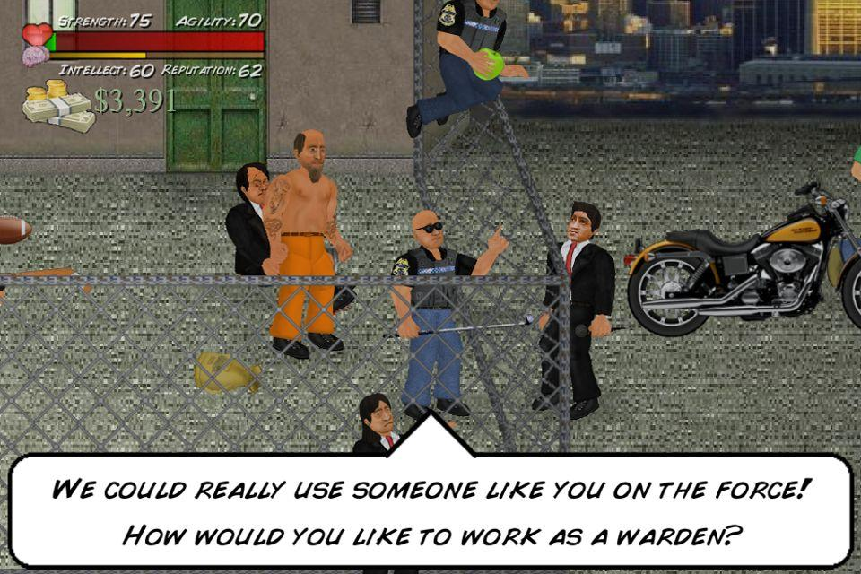 Screenshot Hard Time (Prison Sim) APK