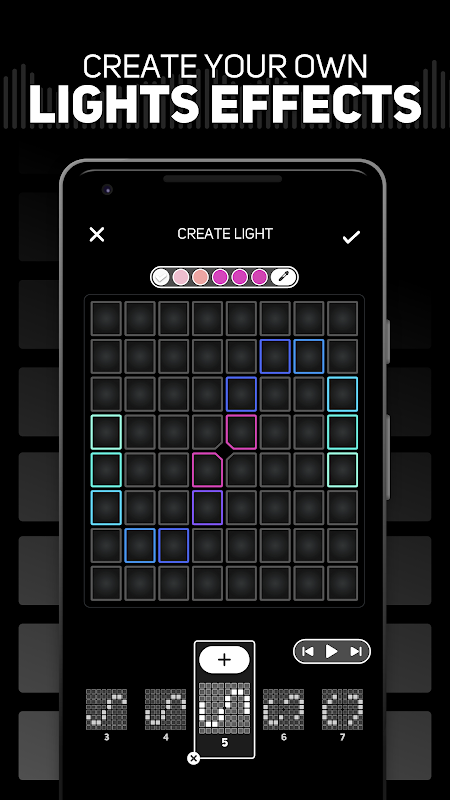 SUPER PADS LIGHTS - Your DJ app The App Store