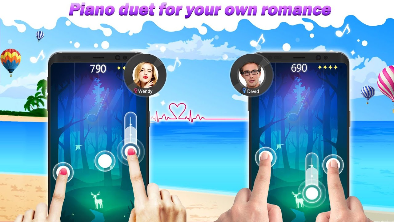 Screenshot Magic Piano Tiles 2018 - Music Game APK