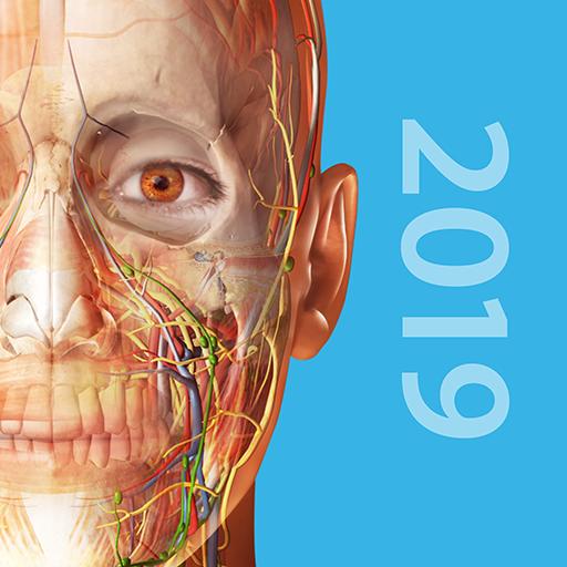 Human Anatomy Atlas 2017