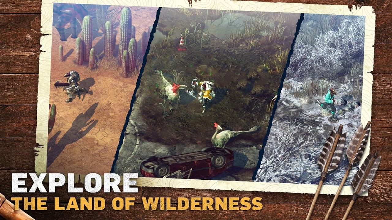 Durango: Wild Lands The App Store