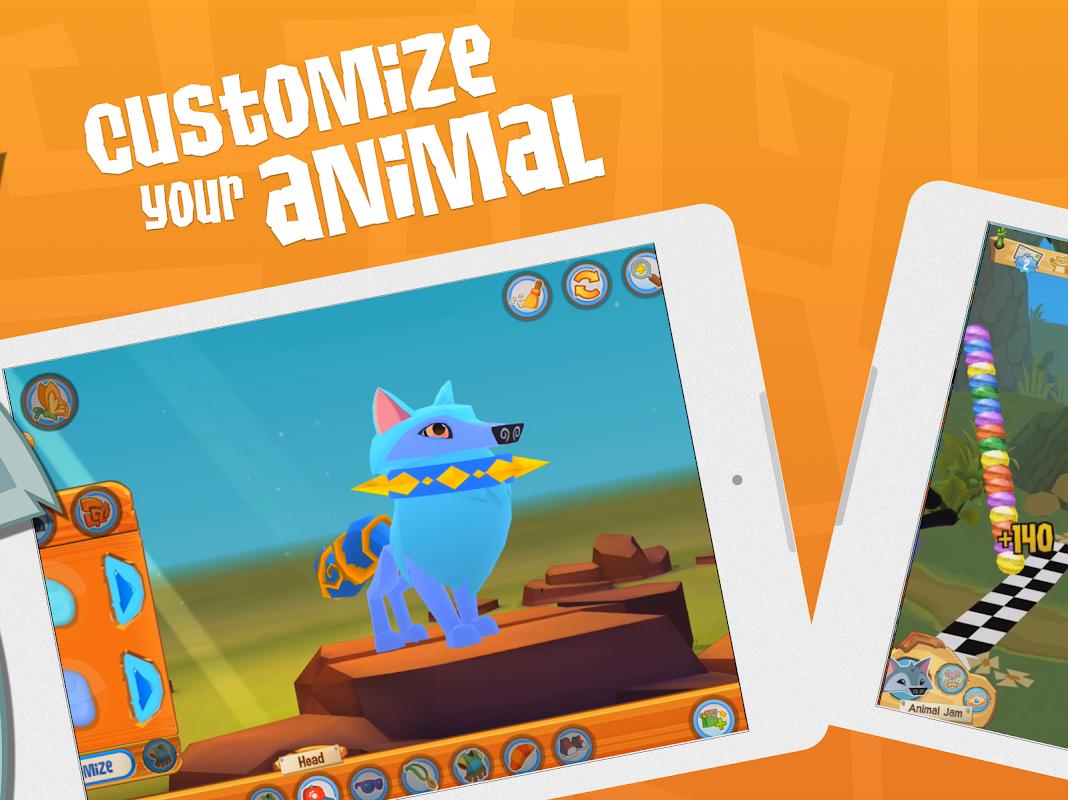 Screenshot Animal Jam - Play Wild! APK