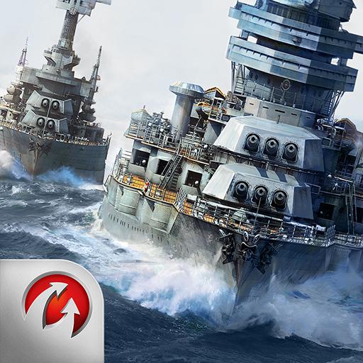 World of Warships Blitz: Naval War MMO