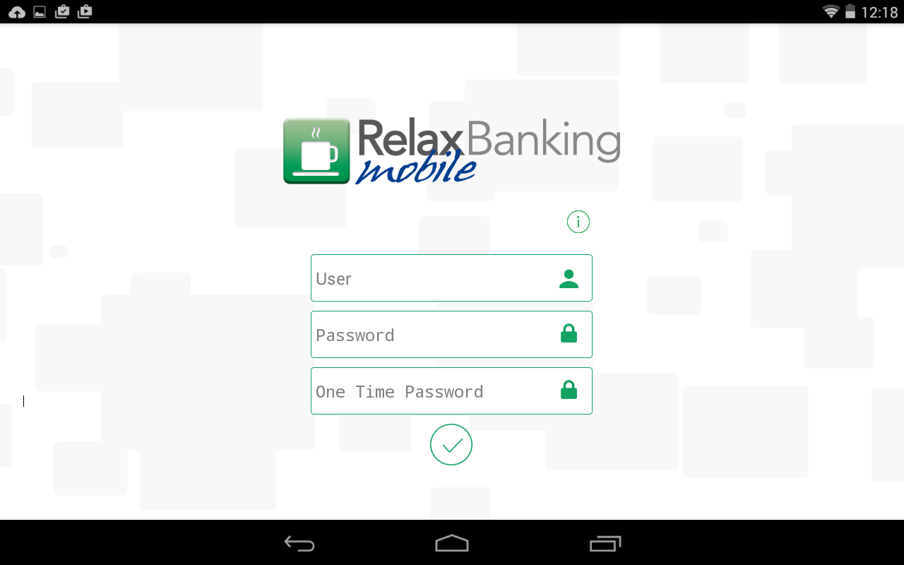 RelaxBanking Mobile The App Store