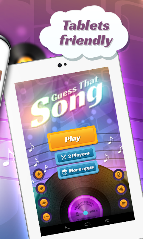 Screenshot Guess The Song - Music Quiz APK
