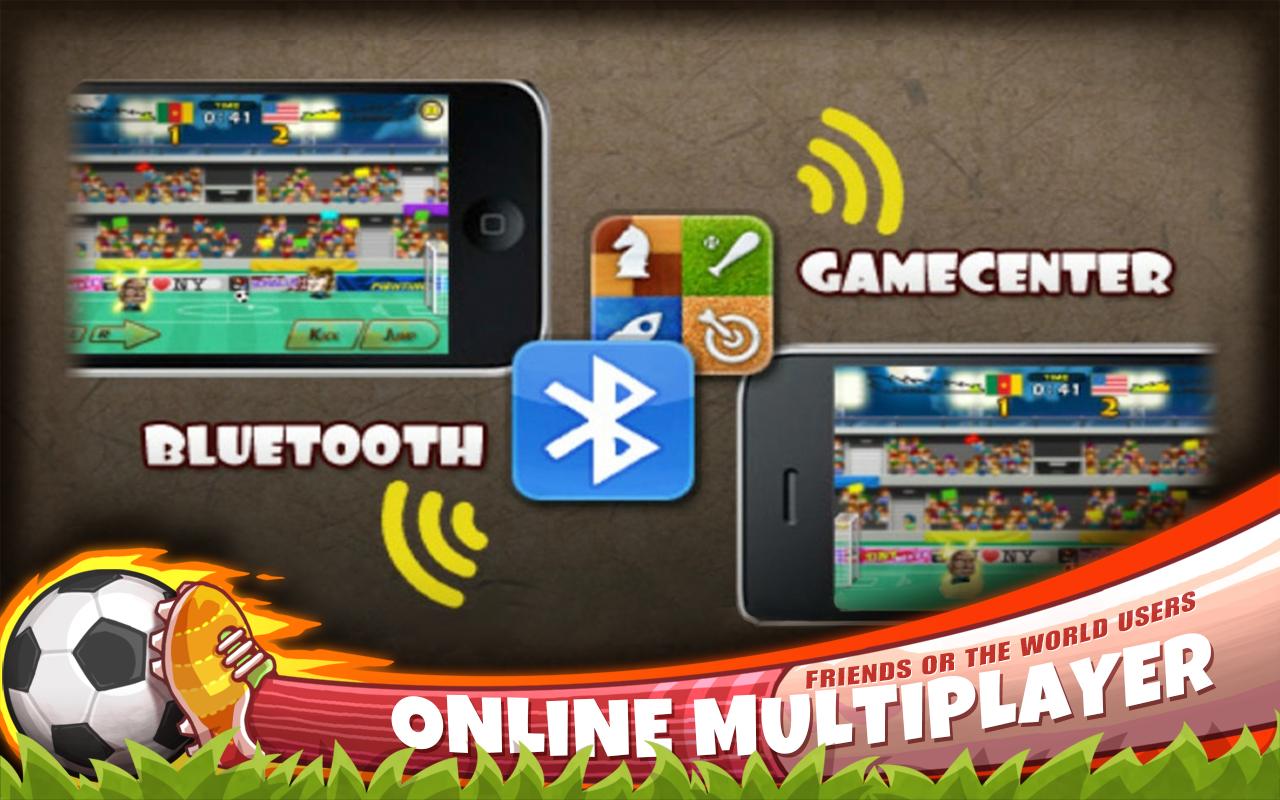 Screenshot Head Soccer APK