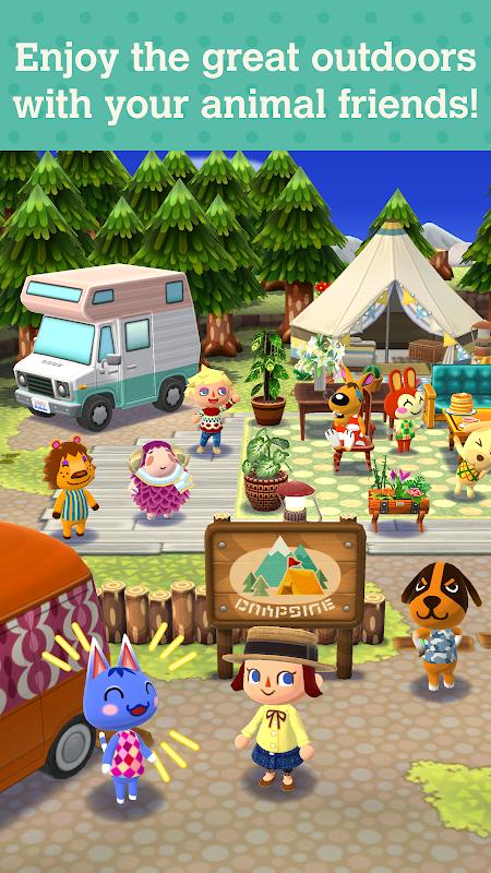 Screenshot Animal Crossing Pocket Camp APK