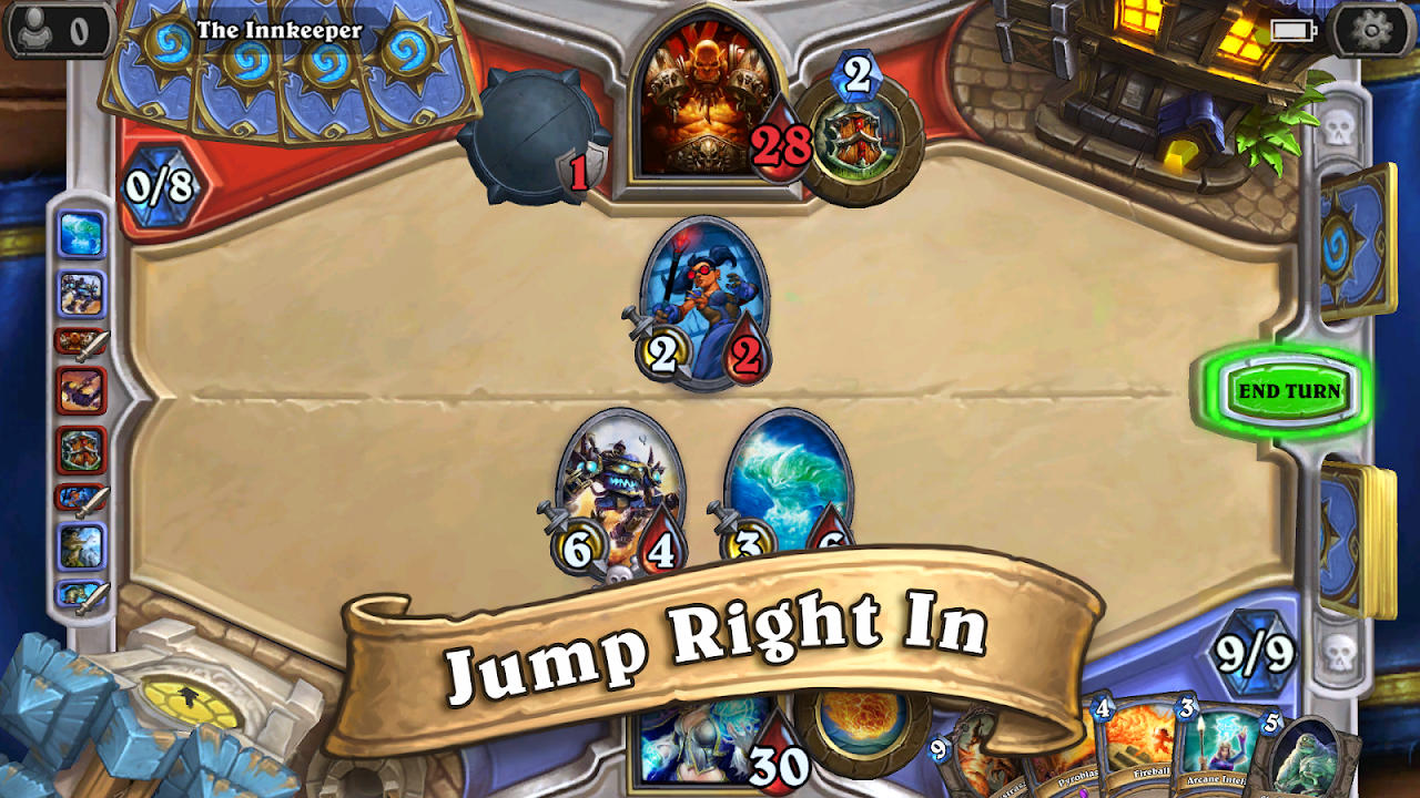Screenshot Hearthstone APK