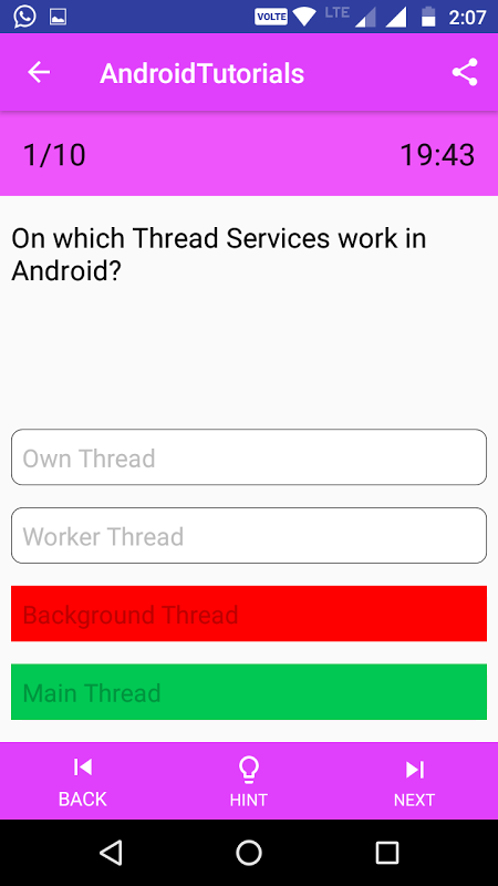 Screenshot Tutorials for Android:Examples APK
