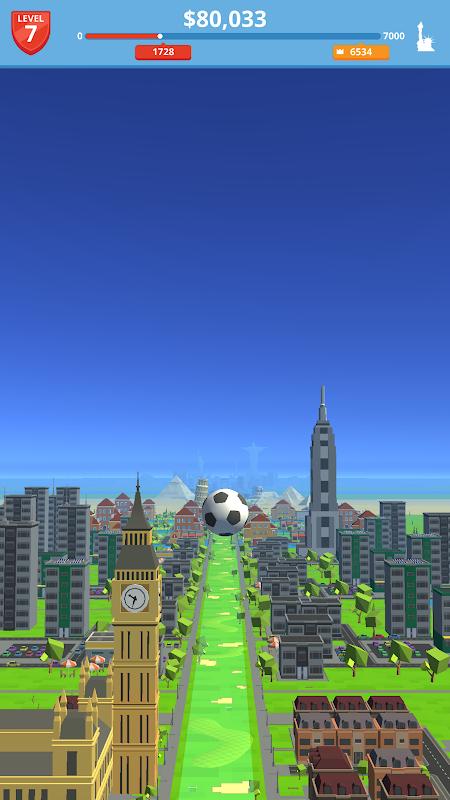 Screenshot Soccer Kick APK