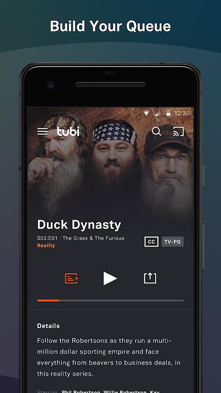 Screenshot Tubi APK