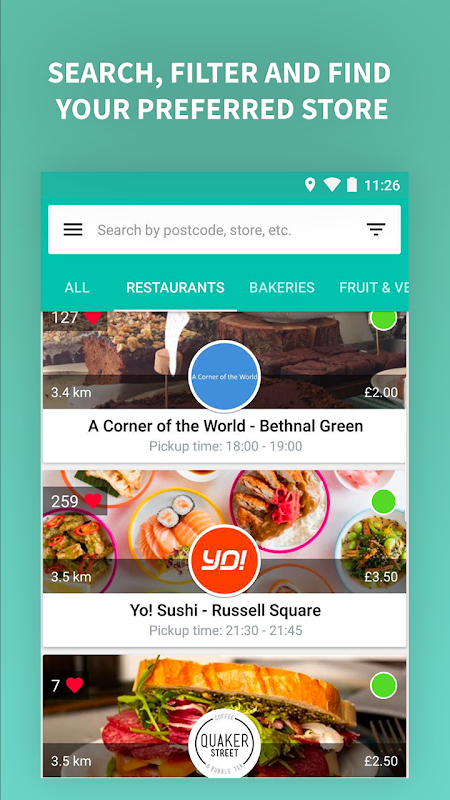 Too Good To Go - fight food waste, save great food The App Store