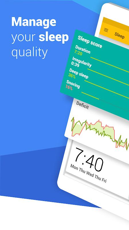 Screenshot Sleep as Android Unlock APK