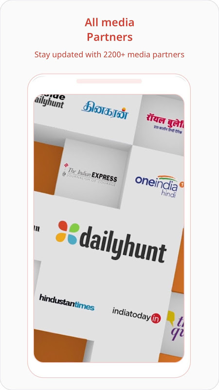 Dailyhunt (NewsHunt) News The App Store android Code Lads
