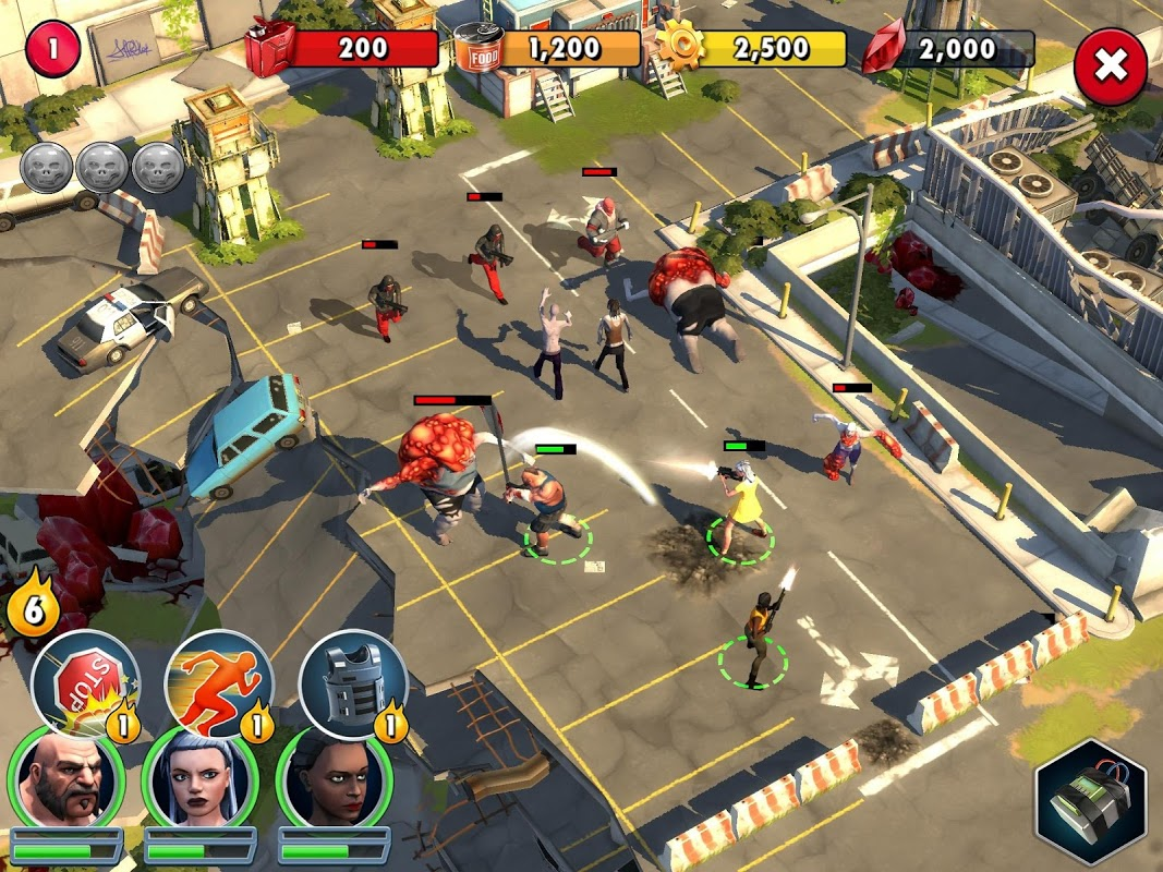Zombie Anarchy: Survival Strategy Game The App Store