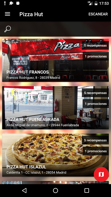 Pizza Hut The App Store android Code Lads