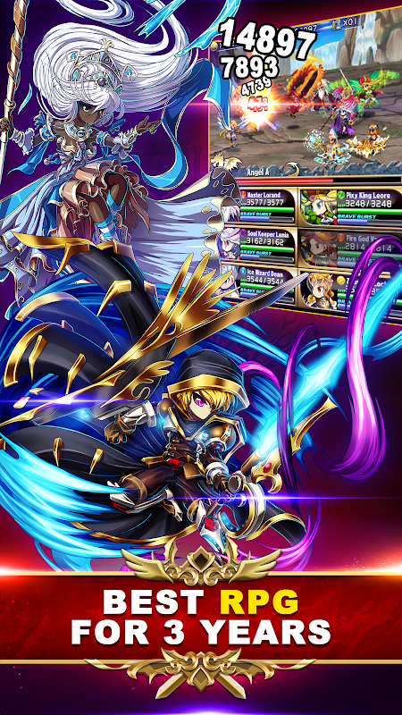 Brave Frontier RPG The App Store android Code Lads