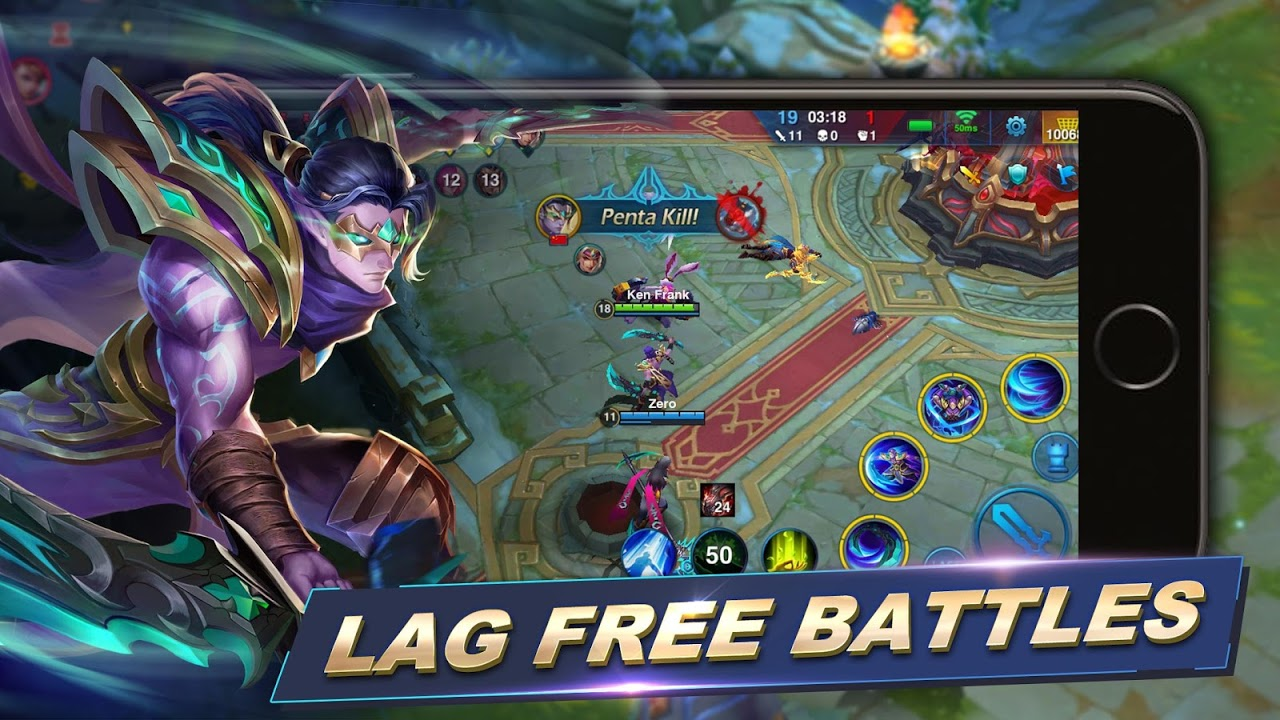 Heroes Arena The App Store android Code Lads