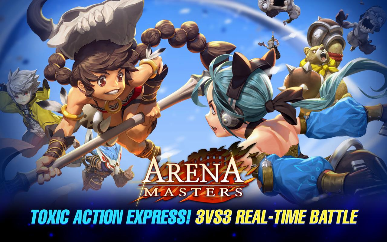 Arena Masters : Legend Begins The App Store