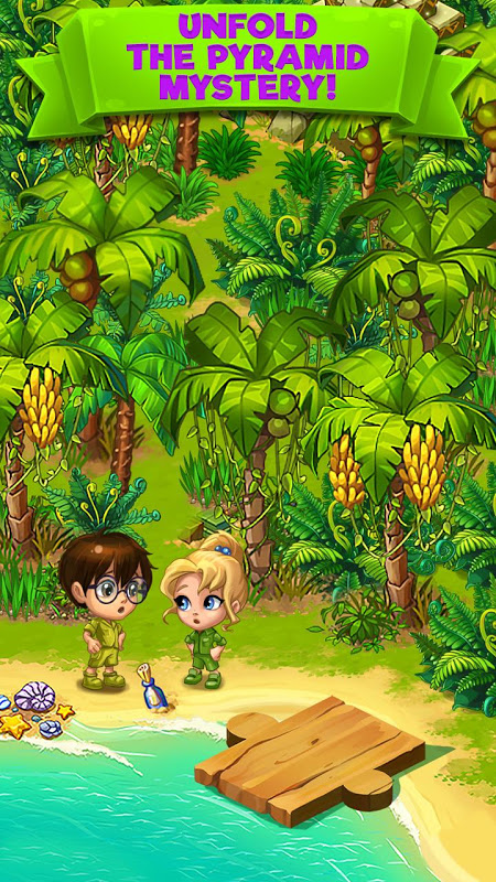 Screenshot Island Experiment APK