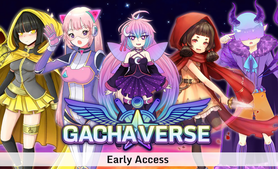Gachaverse (RPG & Anime Dress Up) The App Store android Code Lads