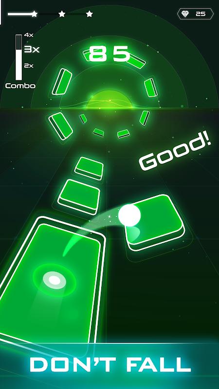 Screenshot Magic Twist: Twister Music Ball Game APK
