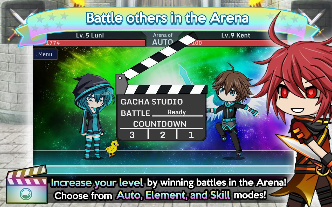 Screenshot Gacha Studio (Anime Dress Up) APK
